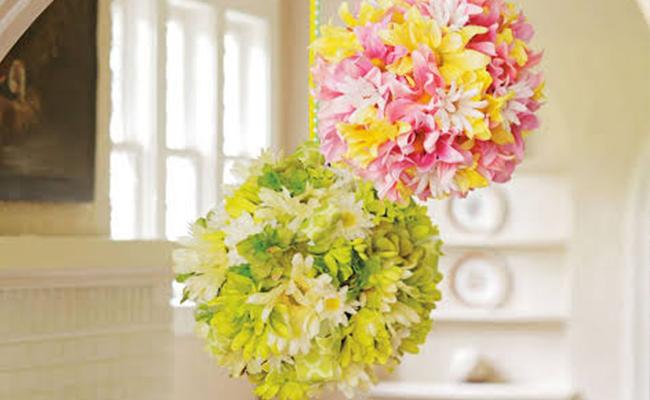 Amazing Flower balls