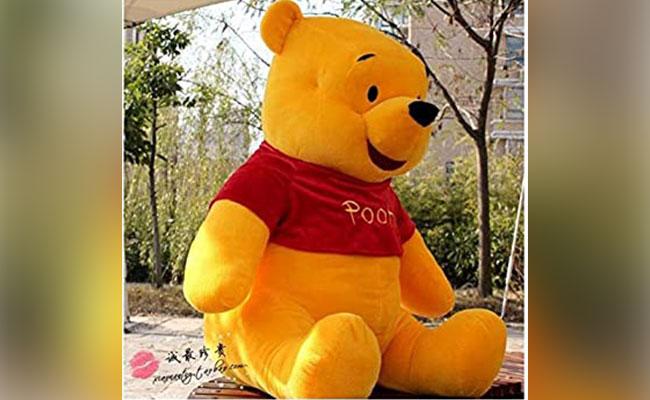 Pooh the Teddy Bear