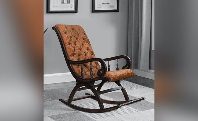 Rocking chair birthday gift for mother in law