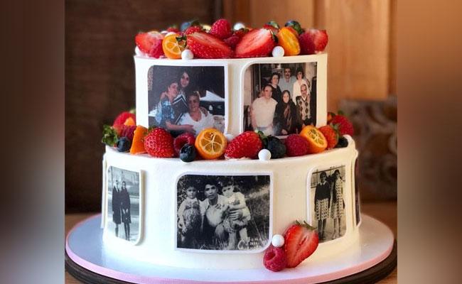 Photo Cake For Boyfriend