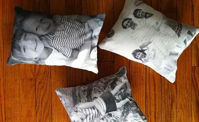 Photo Cushions For Boyfriend
