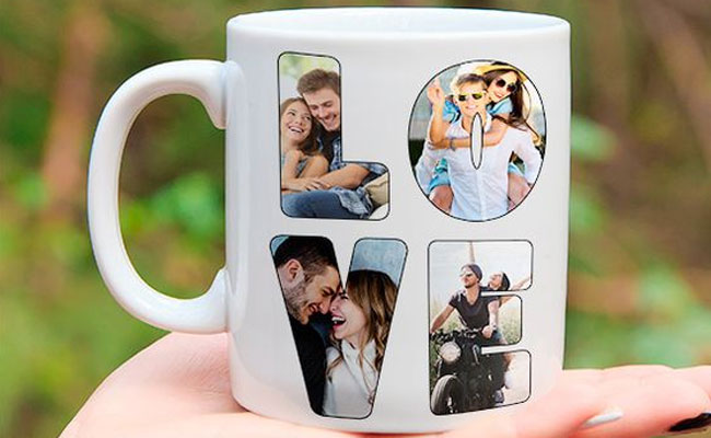 Photos On Ceramic And Other Materials For Boyfriend