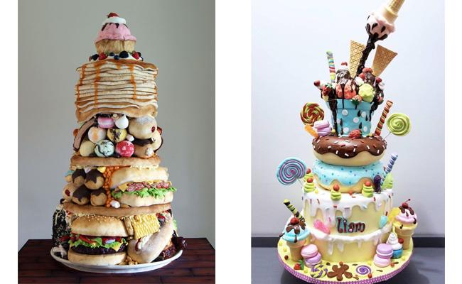 Foodie Paradise Cake