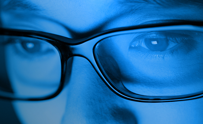 Blue Ray Protected Glasses