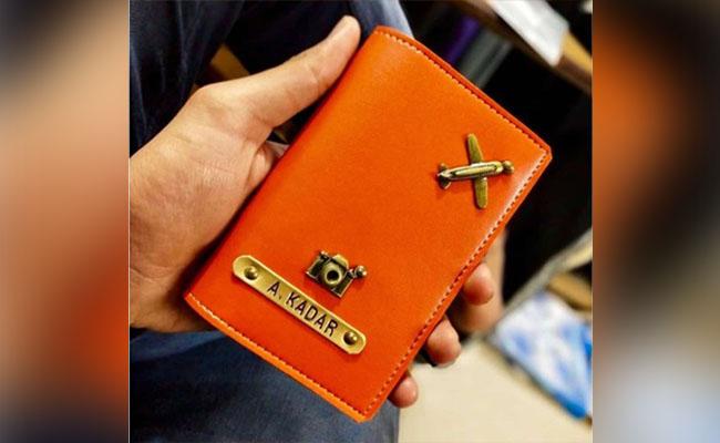 Personalised Passport Holde