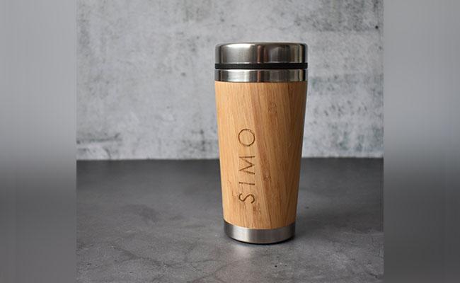 Personalised Reusable Travel Mug