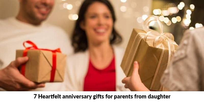 gifts for parents from daughter