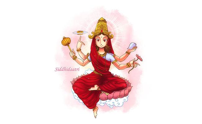Goddess Siddhidharti