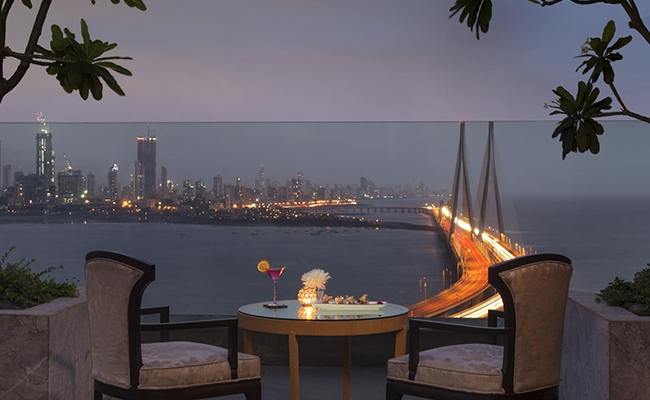 Romantic Dinner Date at Terrace