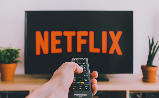 Binge Watch Netflix