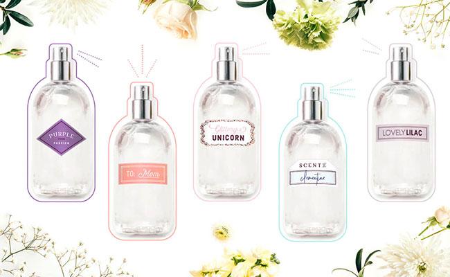 organic perfumes