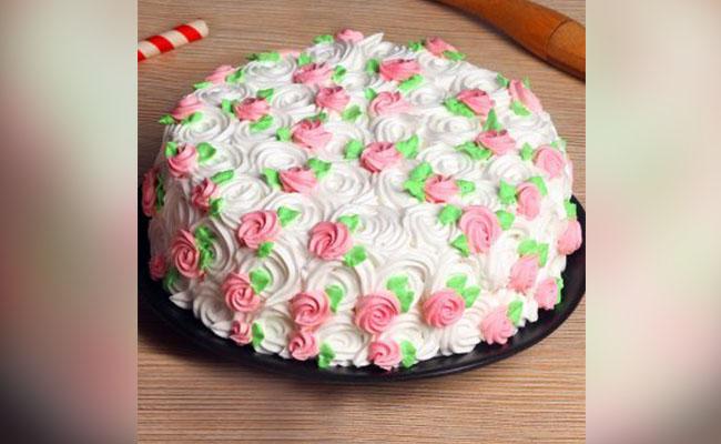 Delicious Swirls Cake
