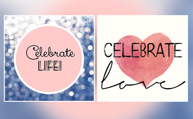 Both Celebrate Life