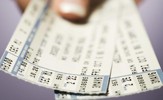 Concert/Event Tickets