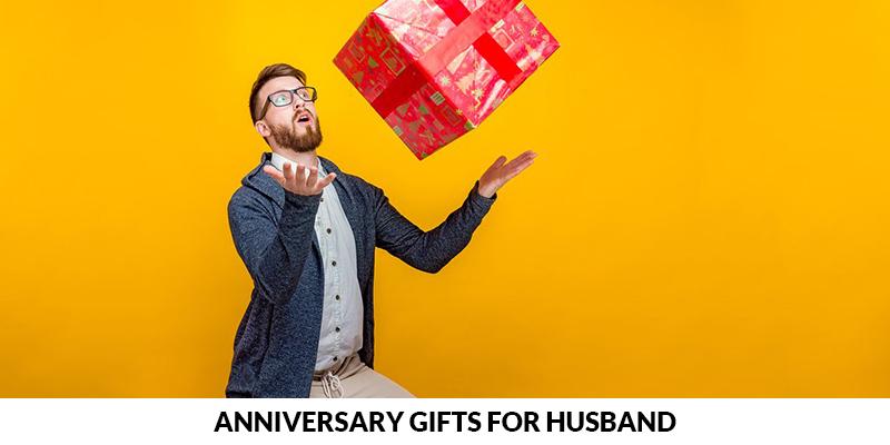 wedding anniversary for husband