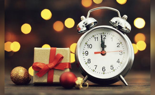 Get Surprise New Year Gift Delivered At Midnight