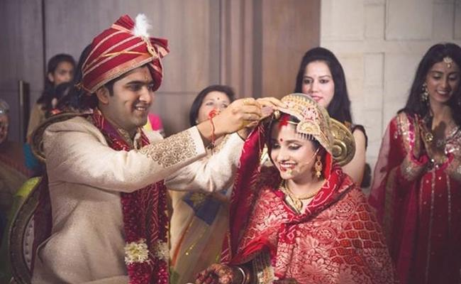 Repeat The Wedding Rituals