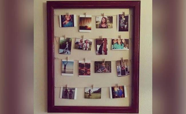 Photo frame for GF