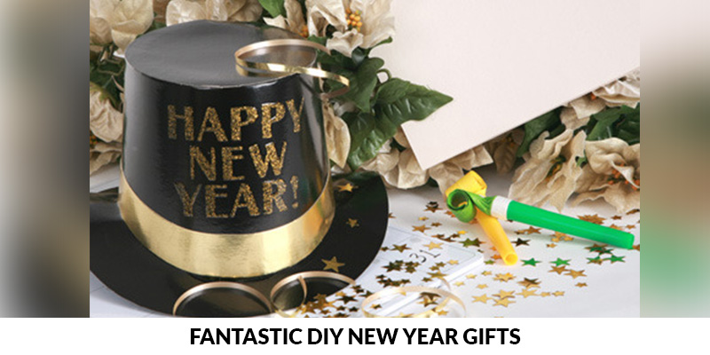 Fantastic DIY New Year Gifts Ideas