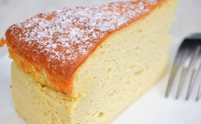butterless cake baking
