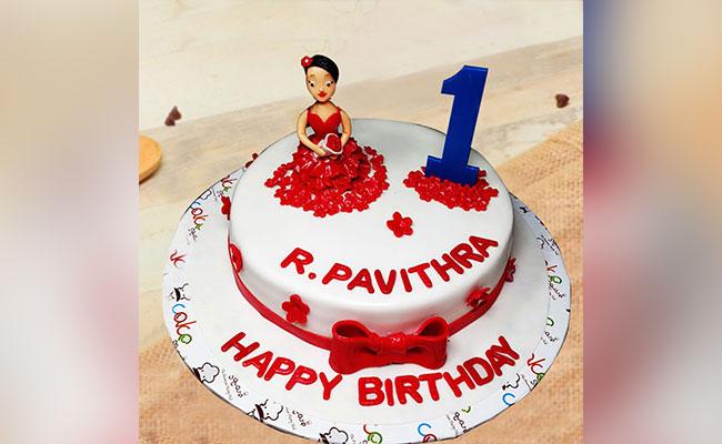Rosie Doll Cake