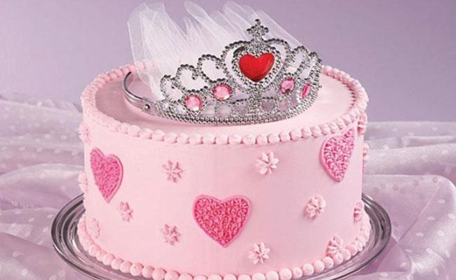 Queen Cake