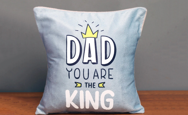 DAD King Cushion