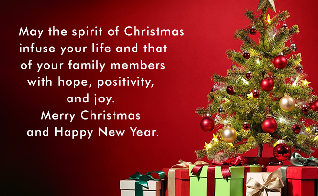 Christmas Greetings & Wishes | Christmas Text Messages | FlowerAura |  FlowerAura