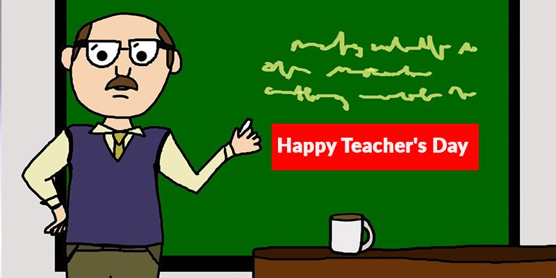 Teachers Day Cakes