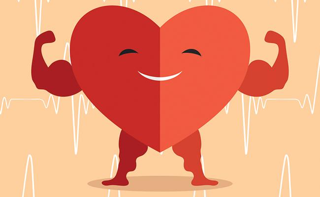healthy heart healthy life