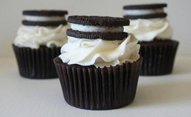 Oreo Biscuit Toppers
