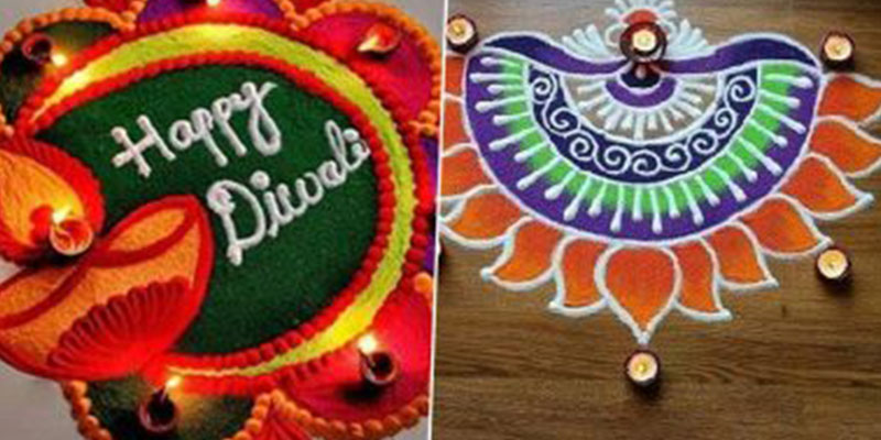 Top 5 Rangoli Ideas You Must Go for This Diwali