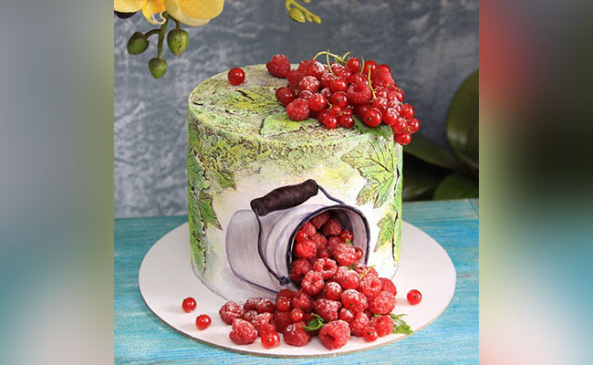 Creative Designer Cake