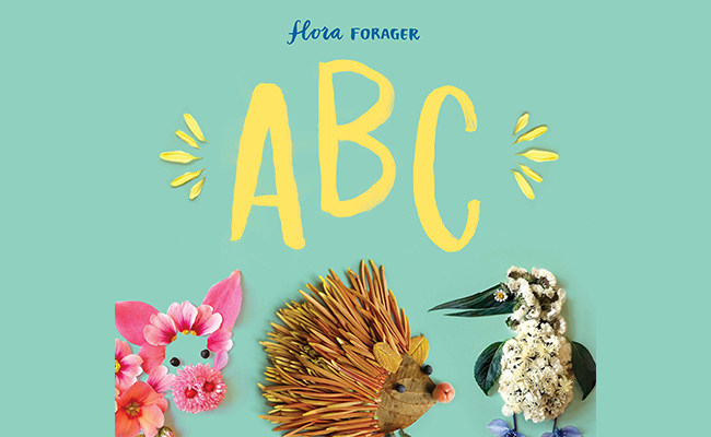 ABC by Flora Forager