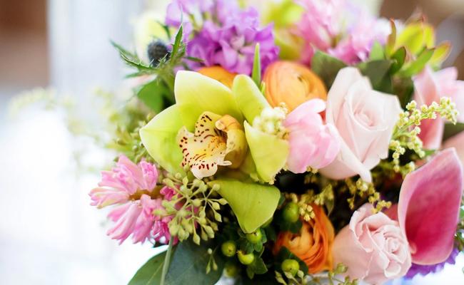 Beauty of Flowers Bring Joy