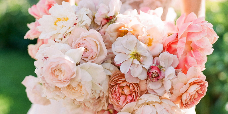 Christian Winter Wedding Floral Arrangements
