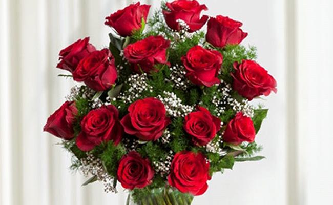 Fifteen Roses