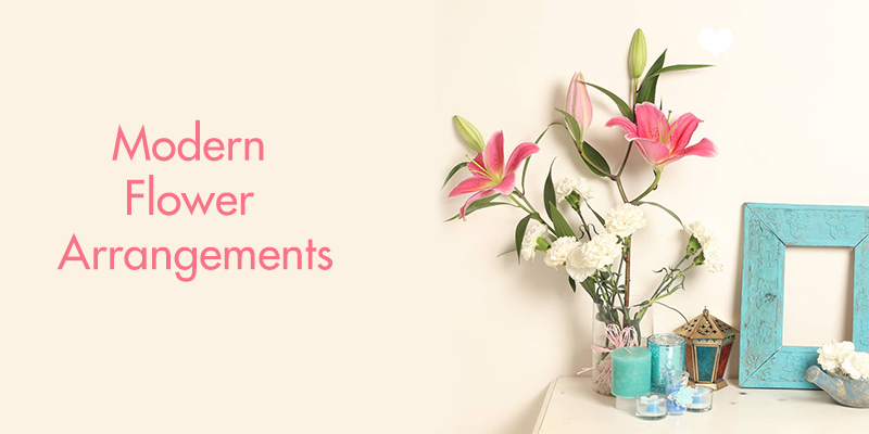 Guide for Modern Flower Arrangements