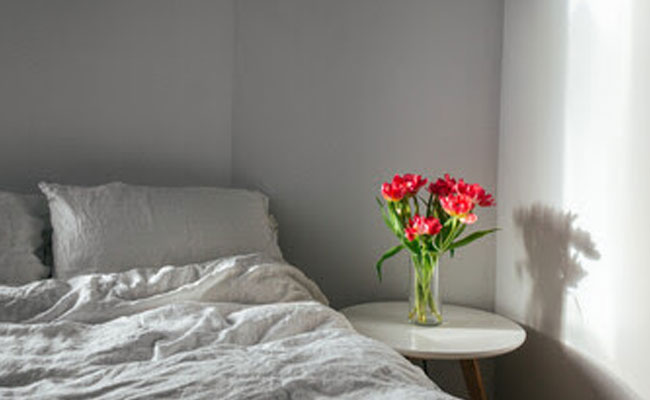 Myth- Never Sleep with Flowers in Bedroom