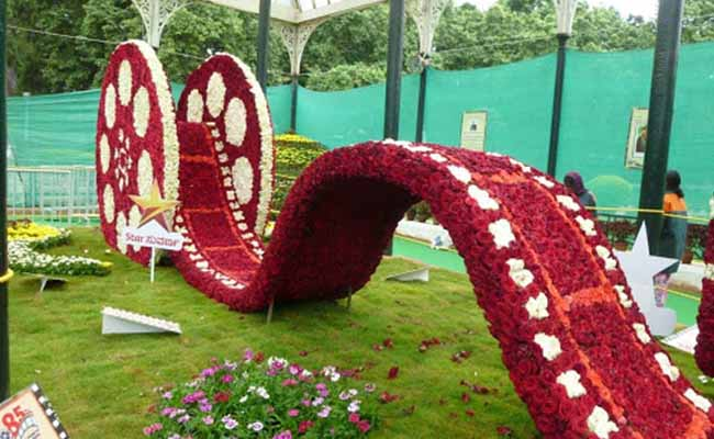 The Lalbagh Flower Show, Bangalore