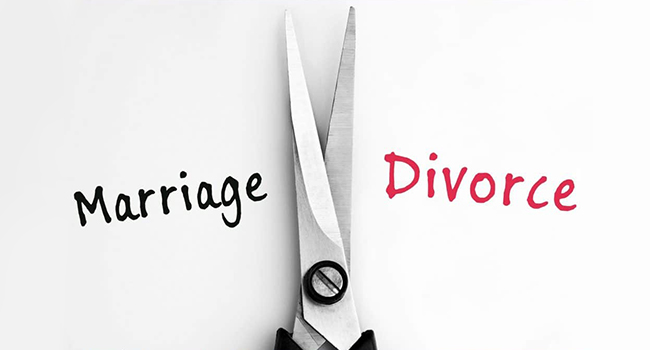 marriage vs divorce