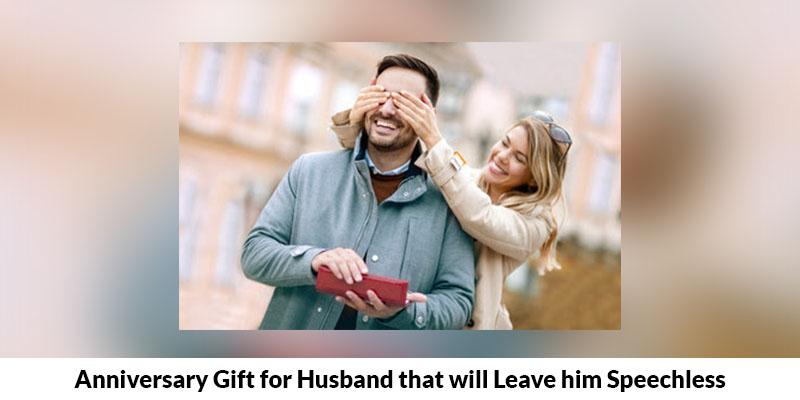 Anniversary Gift for Husband