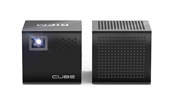 Cube Projector
