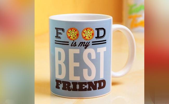 The Foodie Mug