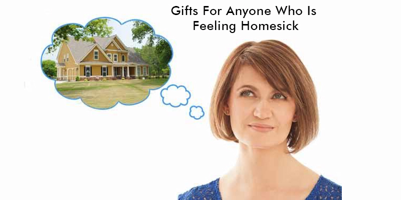 Gifts For Anyone Who Is Feeling Homesick