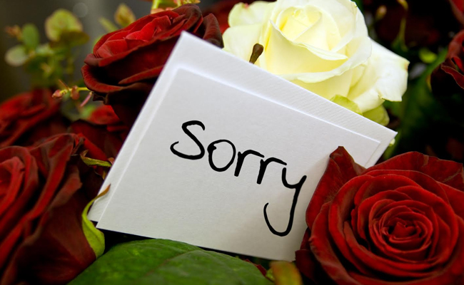Gifts for Apologizing