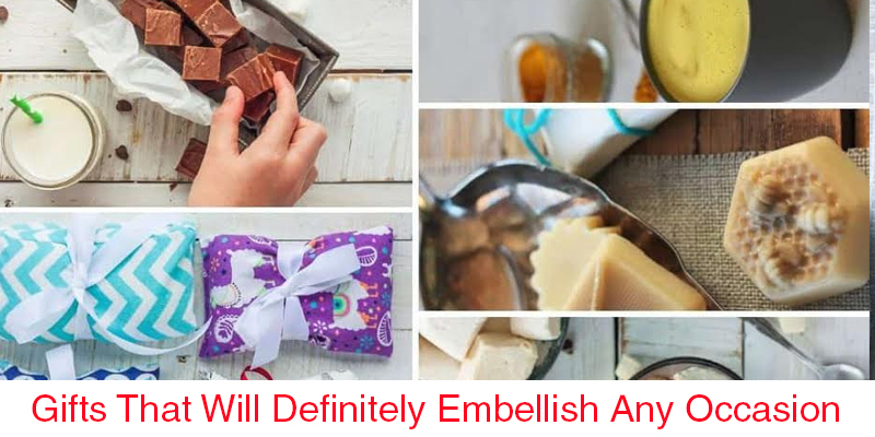 Gifts That Will Definitely Embellish Any Occasion