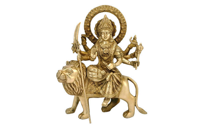 Goddess Durga Idol