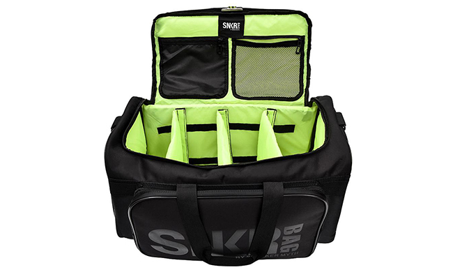 Gym Bag With Compartments