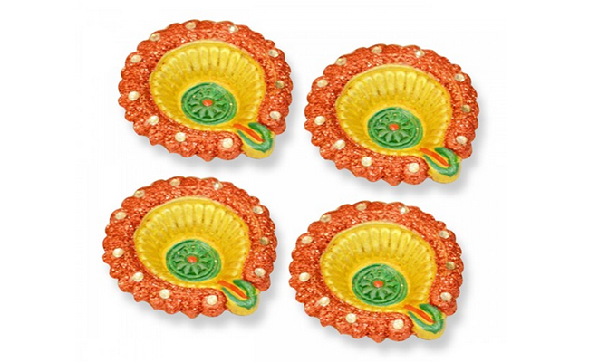 Handmade Beautiful Diyas